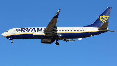 EI-FIW - Boeing 737-8AS - Ryanair