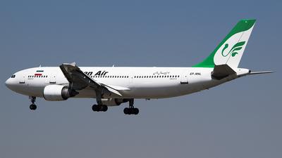 A picture of EPMNL - Airbus A300B4603 - Mahan Air - © shahin. eskandari