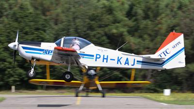 PH-KAJ - Slingsby T67M-200 Firely - Private