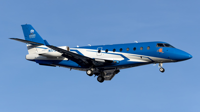 N173JM - Gulfstream G200 - Private