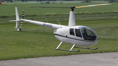 OY-HYO - Robinson R44 Raven II - Private