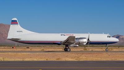 N381FL - Convair CV-5800 - IFL Group