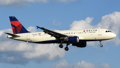 A picture of N352NW - Airbus A320212 - Delta Air Lines - © DJ Reed - OPShots Photo Team