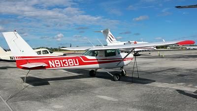 A picture of N9138U - Cessna 150M - [15078089] - © André Du-pont  (Mexico Air Spotters)