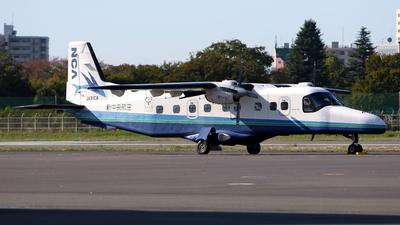 JA31CA - Dornier Do-228-212 - New Central Airline (NCA)