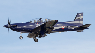 04 - Pilatus PC-21 - France - Air Force