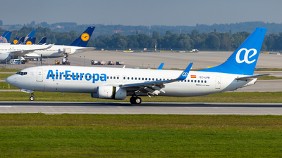 A picture of ECLPR - Boeing 73785P - Air Europa - © Simi