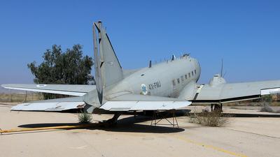 4X-FMJ - Douglas C-47B Skytrain - Israel - Air Force