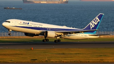 JA607A - Boeing 767-381(ER) - All Nippon Airways (ANA)