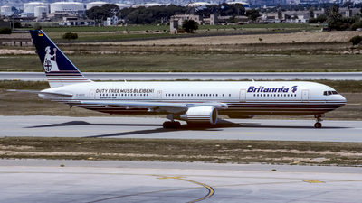 D-AGYC - Boeing 767-304(ER) - Britannia Airways Germany