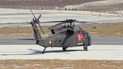 J-1322 - Sikorsky S-70A-17 Yarasa - Turkey - Jandarma