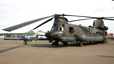 09-03784 - Boeing MH-47G Chinook - United States - US Army