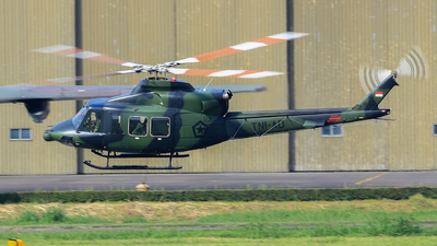 HA-5187 - Bell 412EP - Indonesia - Army