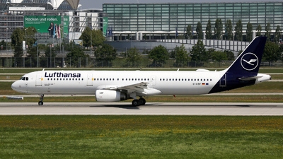 A picture of DAISF - Airbus A321231 - Lufthansa - © Stefan Mayer