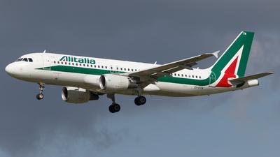 EI-DTM - Airbus A320-216 - Alitalia