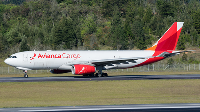 N334QT - Airbus A330-243F - Avianca Cargo Peru