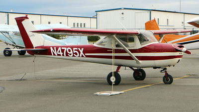 A picture of N4795X - Cessna 150G - [15064845] - © Jeroen Stroes