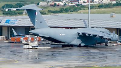 A7-MAA - Boeing C-17A Globemaster III - Qatar - Air Force