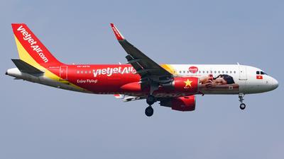 VN-A676 - Airbus A320-214 - VietJet Air