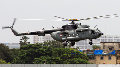 Z5003 - Mil Mi-17V5 Hip H - India - Air Force