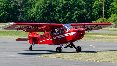 D-MCTG - Zlin Savage Cub - Private