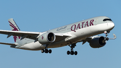 A7-ALH - Airbus A350-941 - Qatar Airways