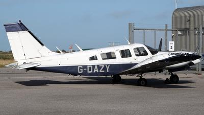 G-DAZY - Piper PA-34-200T Seneca II - Private