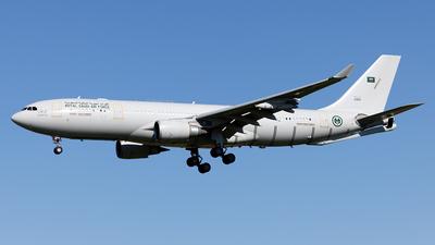 2404 - Airbus A330-202(MRTT) - Saudi Arabia - Air Force