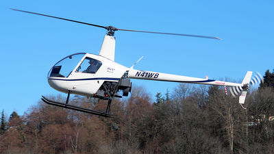 A picture of N41WB - Robinson R22 Beta - [2034] - © Huy Do