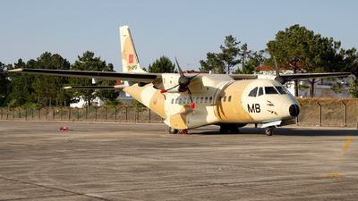 CN-AMB - CASA CN-235-100 - Morocco - Air Force