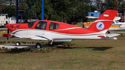 L-206 - Socata TB-10 Tobago - Indonesia Flying Club