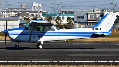 JA3951 - Cessna 172P Skyhawk II - First Flying (FFC)