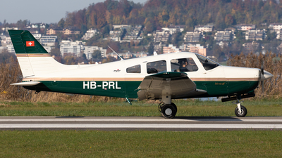 HB-PRL - Piper PA-28-161 Warrior III - Private