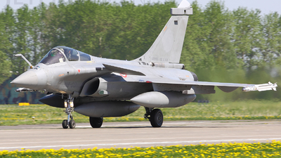 125 - Dassault Rafale C - France - Air Force