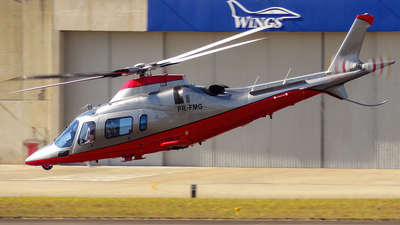 PR-FMG - Agusta-Westland AW-109E Power Elite - Private