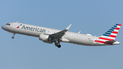 N406AN - Airbus A321-253NX - American Airlines