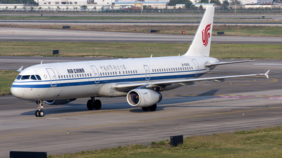 B-6942 - Airbus A321-231 - Air China