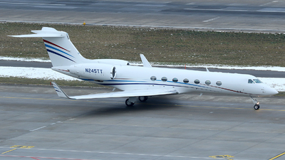 N245TT - Gulfstream G550 - Private