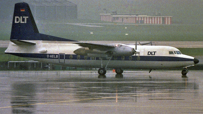 D-AELB - Fokker F27-600 Friendship - DLT