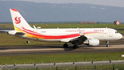 B-8980 - Airbus A320-214 - Longjiang Airlines