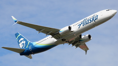 A picture of N408AS - Boeing 737990(ER) - Alaska Airlines - © Jorge andres solano sancho