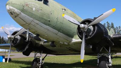 N63440 - Douglas C-47B Skytrain - Alaska Crew Inc.