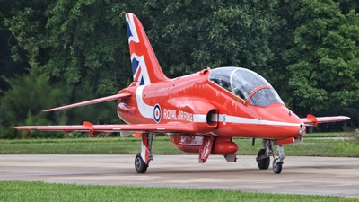 XX278 - British Aerospace Hawk T.1A - United Kingdom - Royal Air Force (RAF)
