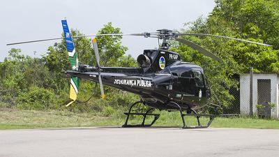 PR-GAP - Eurocopter AS 350B2 Ecureuil - Brazil - Military Police