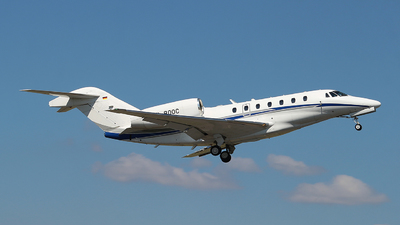 D-BOOC - Cessna 750 Citation X - Air X Charter Germany