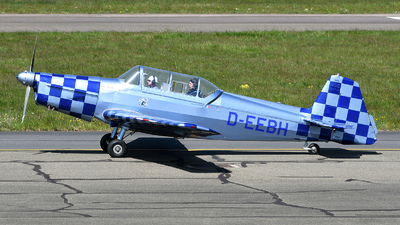 D-EEBH - Zlin 526F - Private