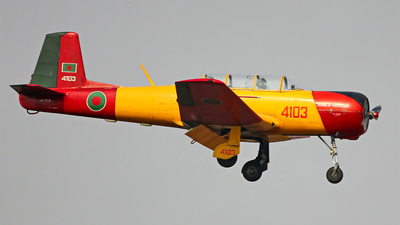 4103 - Nanchang PT-6A - Bangladesh - Air Force
