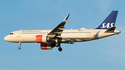 A picture of SEDOY - Airbus A320251N - SAS - © RAFAL KUKOWSKI