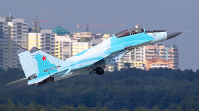 702 - Mikoyan-Gurevich MiG-35 Fulcrum F - Russia - Air Force