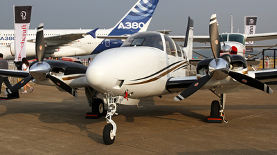 N8136V - Beechcraft 58 Baron - Private